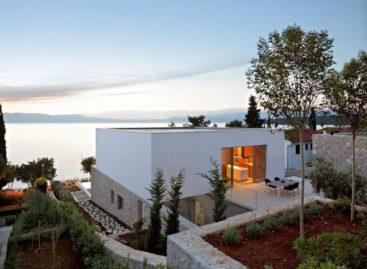Ghé thăm ngôi nhà nghỉ dưỡng hiện đại trên hòn đảo xinh đẹp Krk