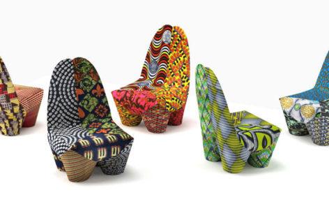 Bộ sưu tập nội thất M'Afrique – một Châu Phi khác qua con mắt của nghệ thuật đương đại