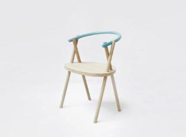 Nhỏ nhắn, xinh xắn với Stuck Chair