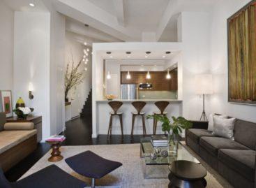 """Sự """"biến tấu"""" tài tình trong căn hộ số 130 đường Barrow, New York"""