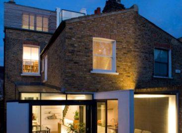 Thiết kế giản đơn và ấm cúng trong căn nhà Skinner Trevino House