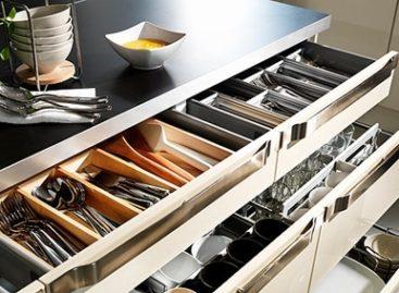 Tối đa hóa không gian bếp nhỏ hẹp