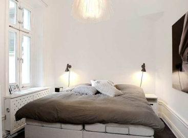 Mẹo tối đa hóa không gian cho phòng ngủ hẹp