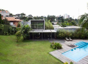 Kiến trúc sư Pedro Useche và ngôi nhà ở Brazil