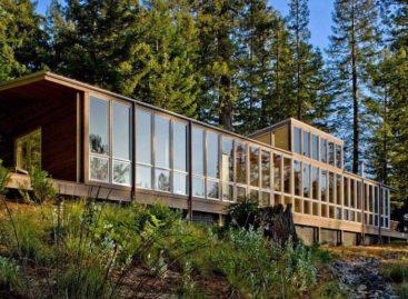 Nét hiện đại và sang trọng của ngôi nhà ở California