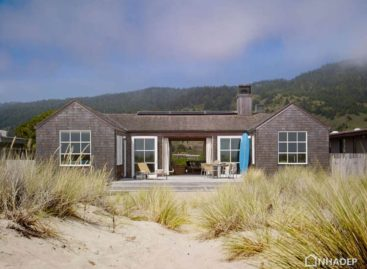 Ngắm ngôi nhà trong mơ bên bờ biển California