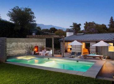Ngắm nhìn ngôi nhà với vẻ đẹp đầy sức sống