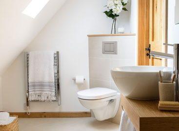 Cách bài trí phòng tắm diện tích nhỏ gọn gàng và sang trọng