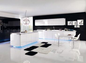 IT-IS Kitchen – Mẫu bếp thiết kế theo phong cách đương đại của Simone Micheli