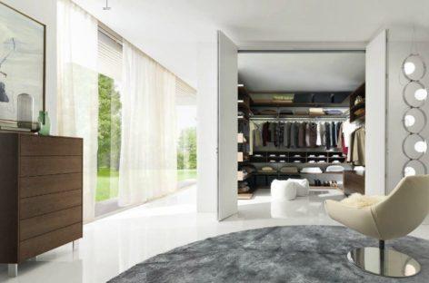 Bộ sưu tập tủ đồ của nhà thiết kế Ý Gruppo Euromobil