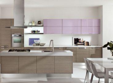 Đem cái nhìn mới mẻ cho không gian bếp nhà bạn
