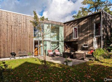 Sắc màu tươi sáng trong ngôi nhà do Franson Wreland thiết kế