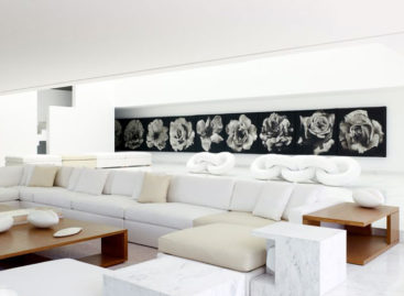 Ngôi nhà mang phong cách đương đại ở thành phố Mexico