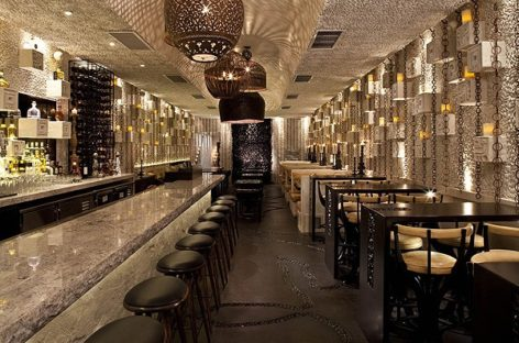 """Nội thất Maya huyền bí của nhà hàng """"Palmill Cocina y Tequila"""""""
