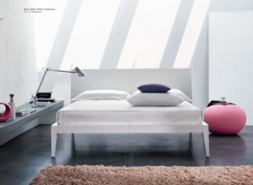 Phòng ngủ sang trọng với thiết kế của Bonaldo