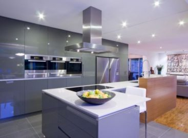 Vẻ đẹp lung linh của căn bếp đương đại của Darren James