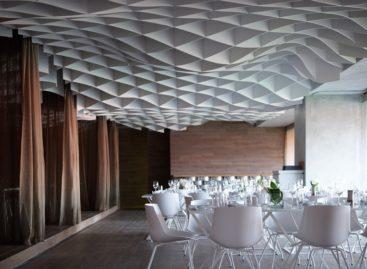 Khám phá kiến trúc độc đáo của nhà hàng V'ammos