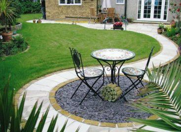 Những ý tưởng thiết kế sân vườn hoàn hảo