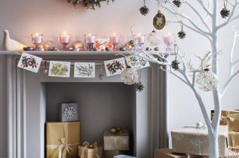 10 cách trang trí nhà vào mùa Giáng Sinh