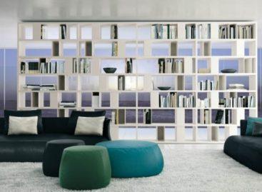 Bí quyết bày trí khiến căn phòng lạ mắt và xinh đẹp hơn nhờ kệ sách