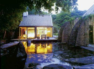 """Mill House – """"Ngôi nhà spa"""" ở Thụy Điển"""