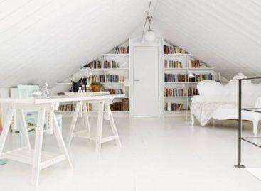 Ý tưởng thiết kế phòng đọc sách