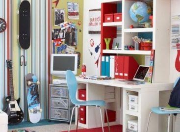 Một số thiết kế phòng dành cho bé trai cá tính
