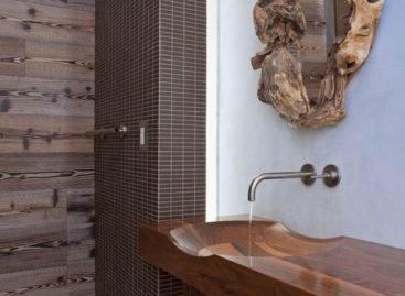 5 bồn rửa độc đáo cho phòng tắm gia đình bạn