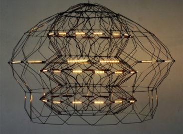 Đèn lồng Mandala có khả năng biến hình