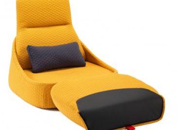 Chiếc ghế Hosu với lối thiết kế linh hoạt và đầy sáng tạo