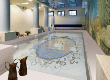 Thiết kế hồ bơi độc đáo tại nhà