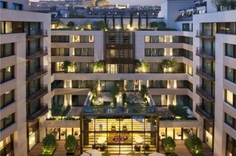 Trải nghiệm những tiện nghi đẳng cấp thế giới với khách sạn Mandarin Oriental Paris