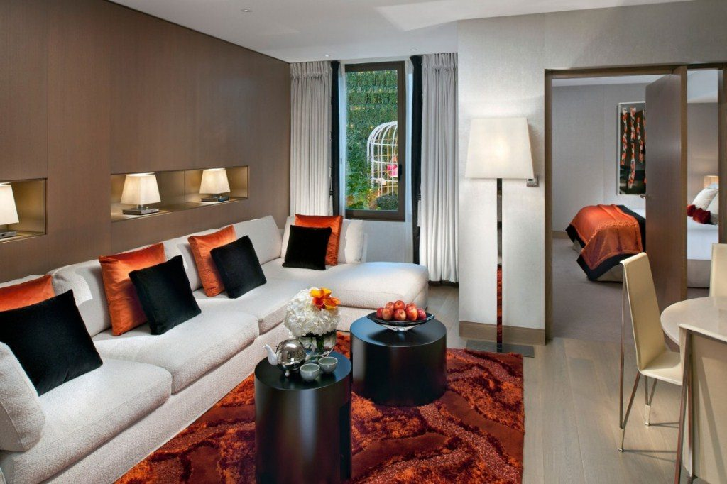 Khach san Mandarin Oriental Paris _30