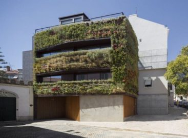 """""""Lạc lõng"""" thảo nguyên xanh giữa lòng thành phố Lisbon"""