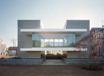 Chiêm ngưỡng ngôi nhà Outotunoie của nhóm kiến trúc sư mA-Style