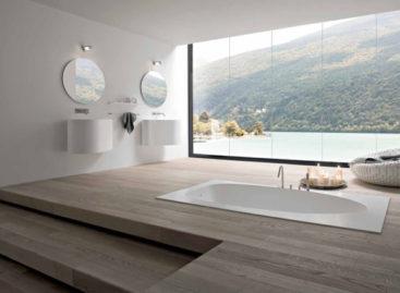 Những mẫu phòng tắm mang phong cách Ý đến từ REXA
