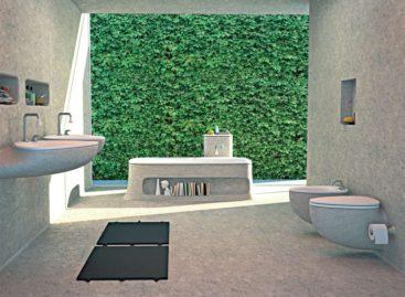 Những thiết kế nội thất phòng tắm ấn tượng