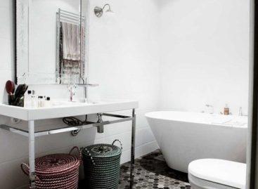 """5 cách """"chưng diện"""" cho phòng tắm luôn mới"""
