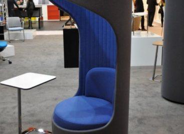 Ấn tượng với lối thiết kế mới lạ và độc đáo của chiếc ghế Cega