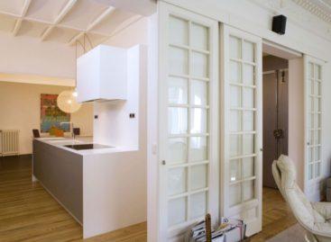 Thiết kế nhà đơn giản và hiện đại ở Madrid