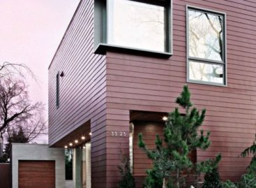 Thiết kế tối giản trong ngôi nhà Bayside ở New York