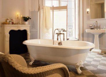 Ấn tượng với các mẫu thiết kế phòng tắm trong gam màu nhã nhặn của Hansgrohe