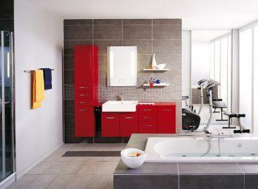 Bộ sưu tập những mẫu thiết kế phòng tắm hiện đại của Schmidt