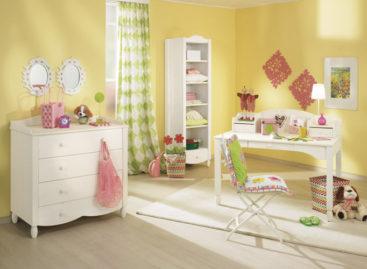 Bộ sưu tập các mẫu phòng ngủ trẻ em của Paidi