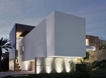 SF House với lối thiết kế đương đại sang trọng