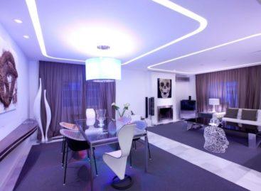 Thiết kế tinh tế cùng hệ thống ánh sáng tuyệt hảo trong căn hộ ở Madrid