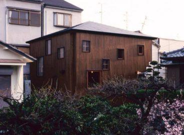 Ghé thăm ngôi nhà giá sách ở Nhật Bản