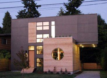 Ngôi nhà Greenwood hình hộp độc đáo
