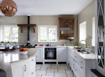 Khám phá một không gian bếp độc đáo và hiện đại