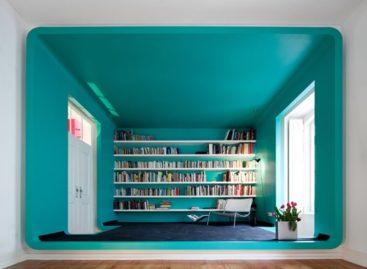 GMG – Ngôi nhà rực rỡ sắc màu